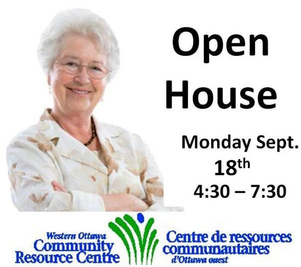 crc open house