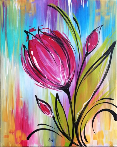 Paint Nite @ the Main Hall | Ottawa | Ontario | Canada
